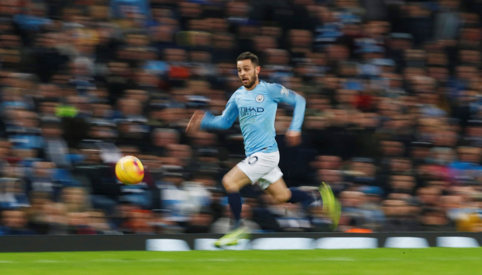 Manchester City fans on Twitter infatuated with sublime Bernardo Silva