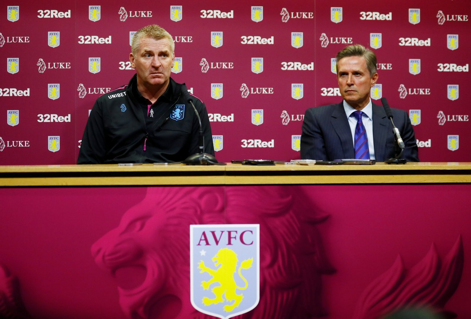 Aston Villa's accounts and Dean Smith's project are surely at odds with each other