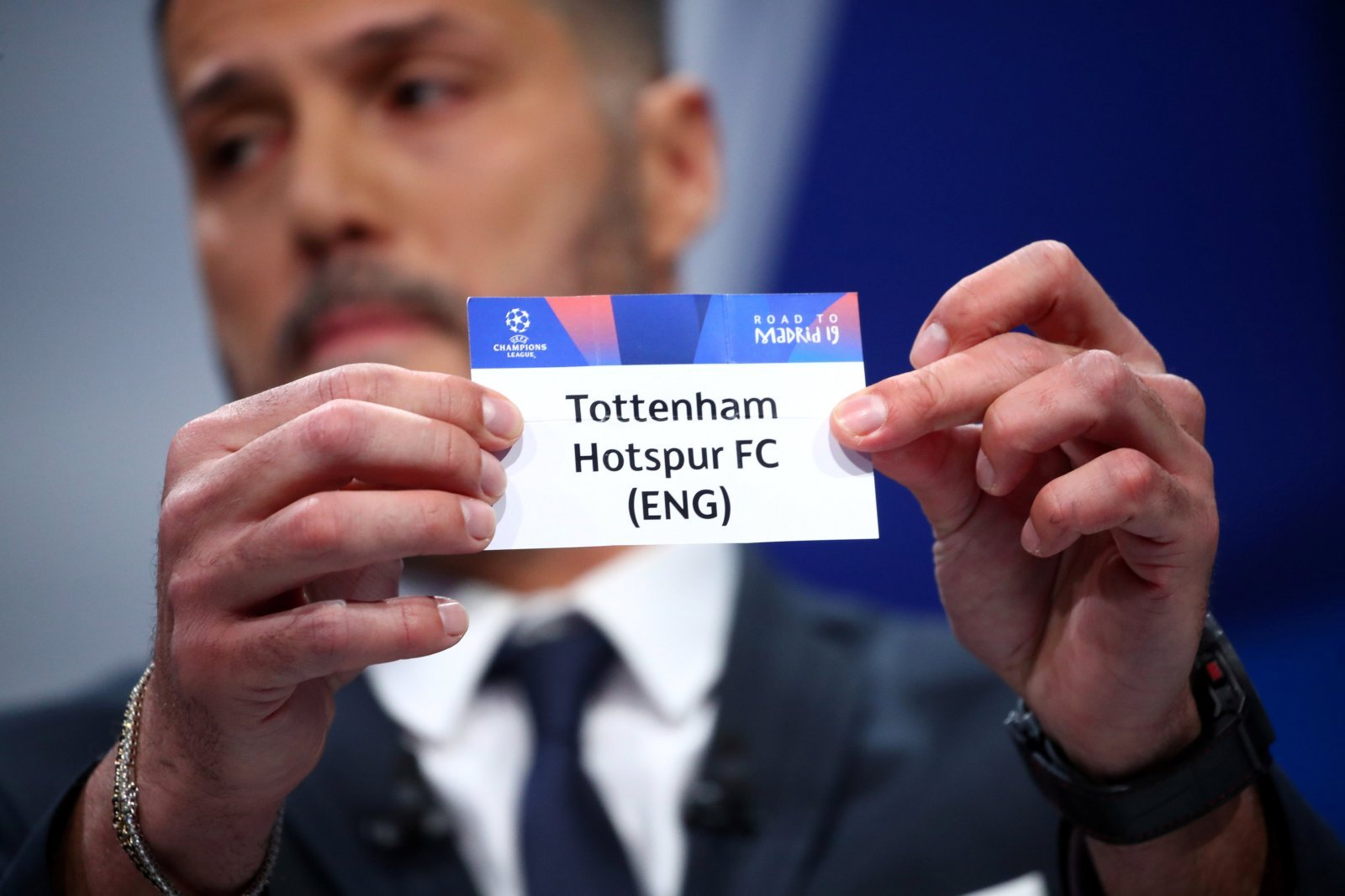 Tottenham: Club handed the perfect Champions League draw