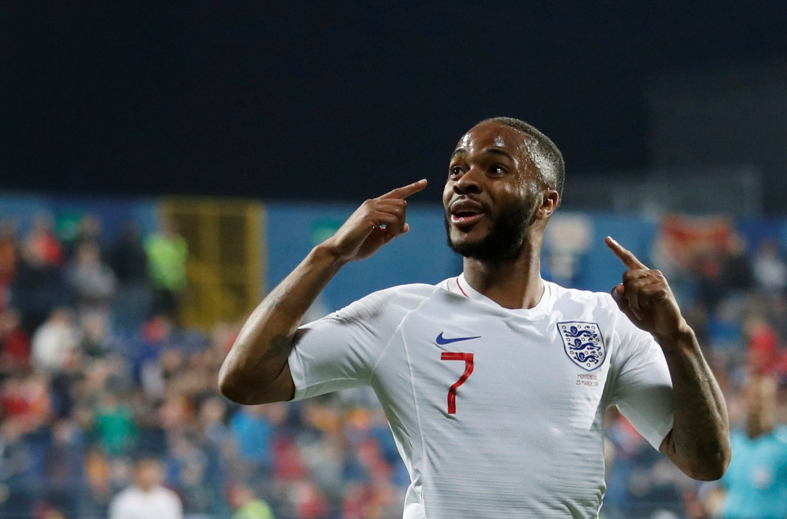 Manchester City: Fans acclaim Raheem Sterling's form for club and country