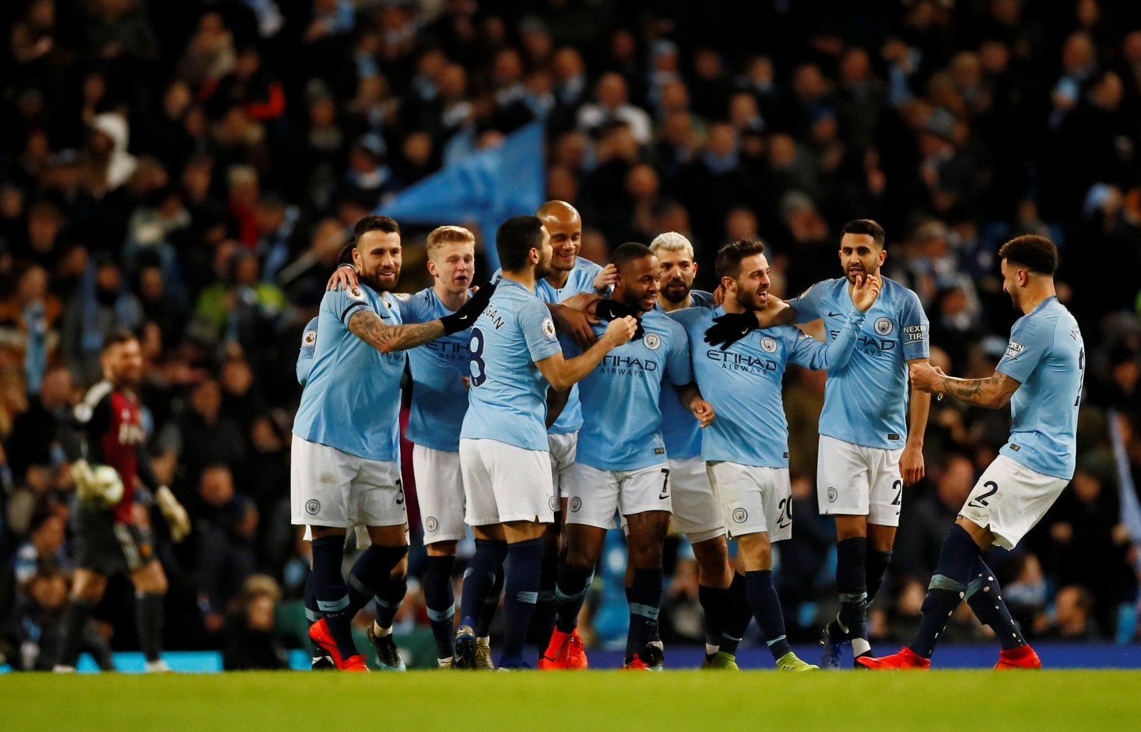 Raheem Sterling: Manchester City star undoubtedly one of the world's best