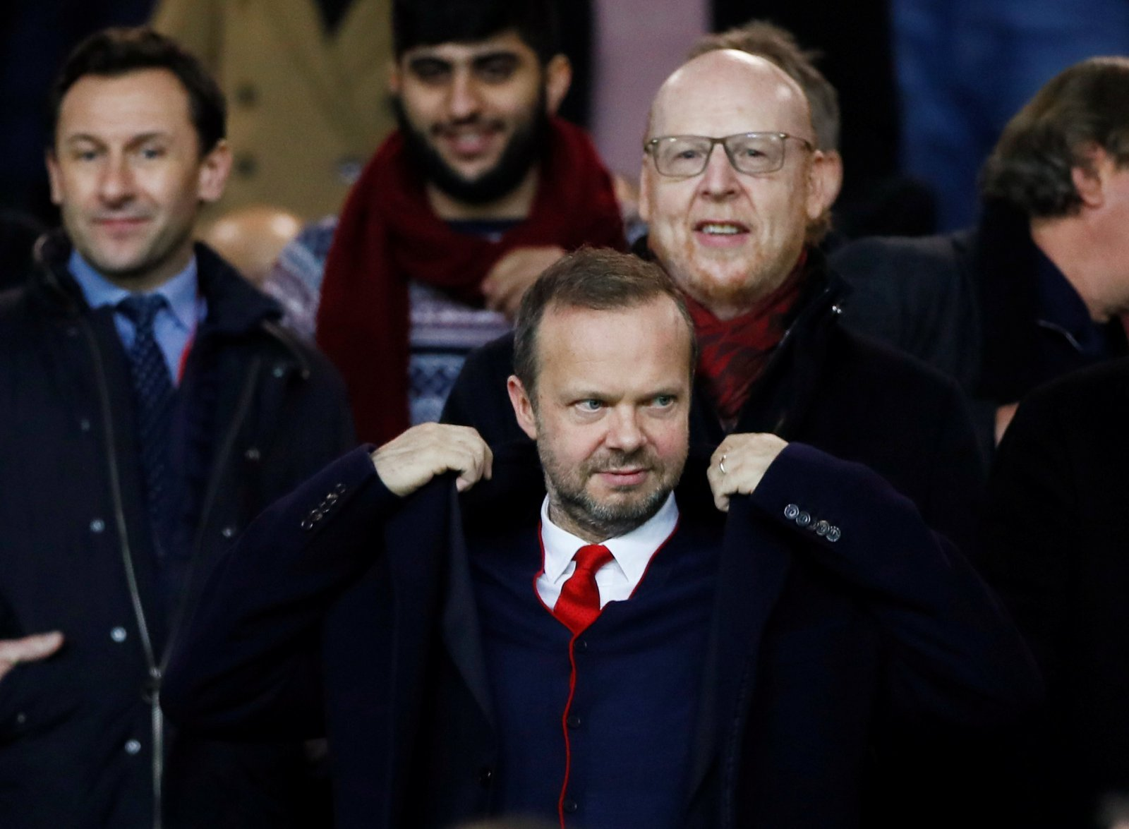 Manchester United: Ed Woodward is up to no good