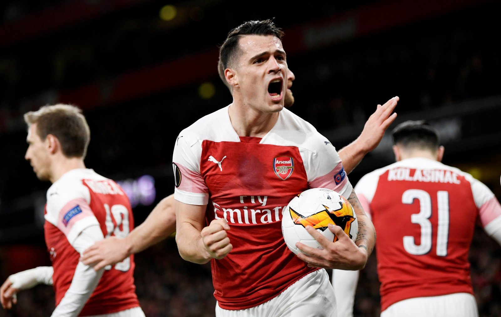 Arsenal must hold onto Granit Xhaka amid comments on future