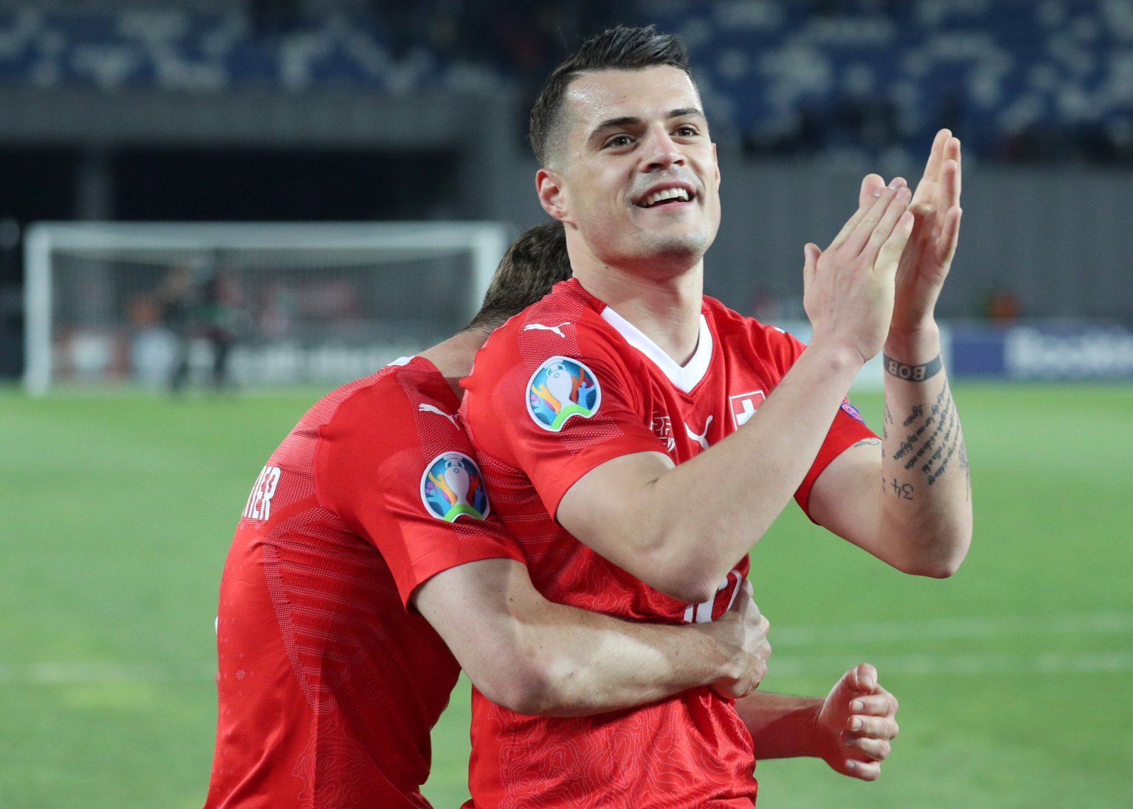 Arsenal: Granit Xhaka should be absolved of defensive responsibility