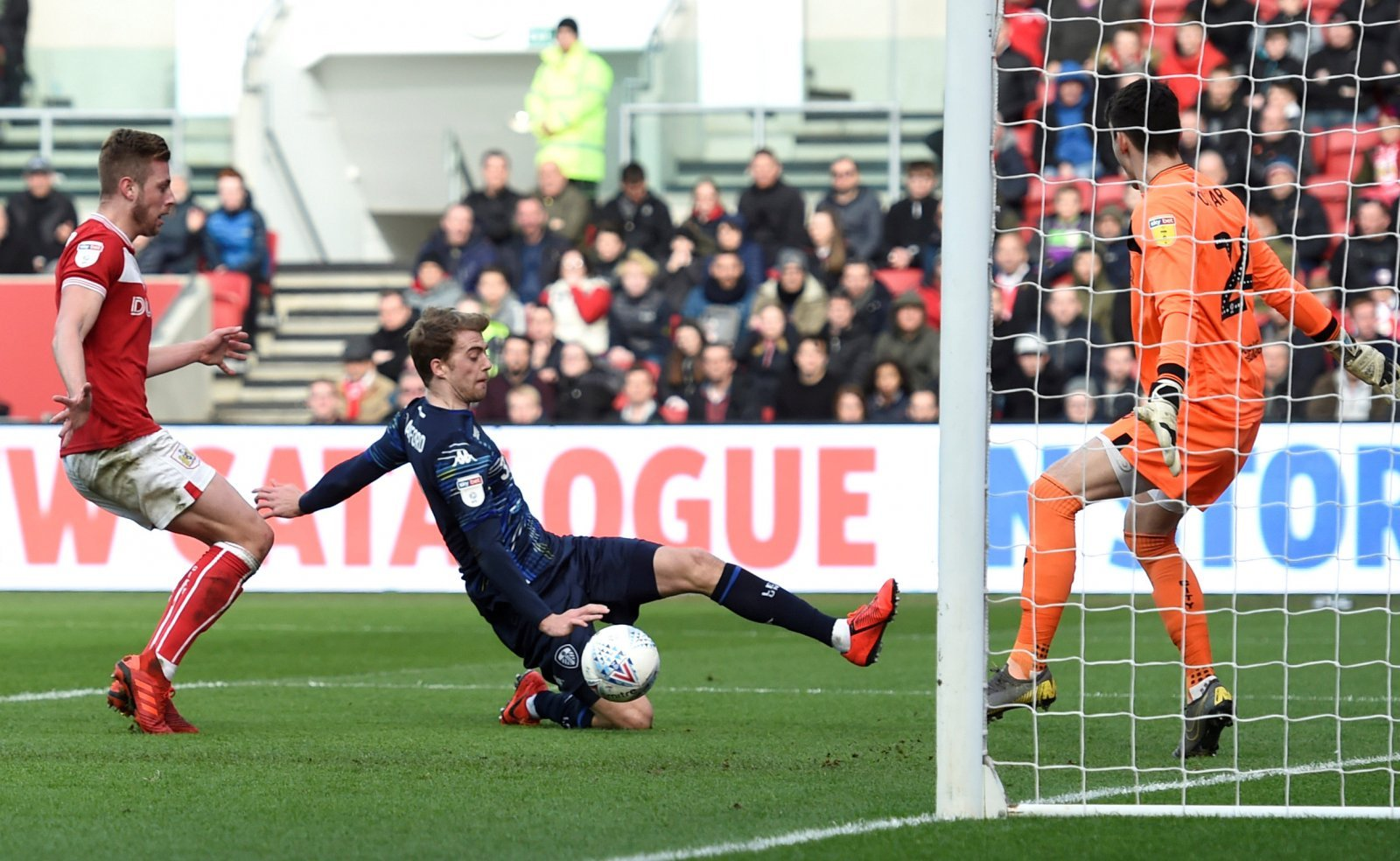 Leeds United: Patrick Bamford growing in importance by the second