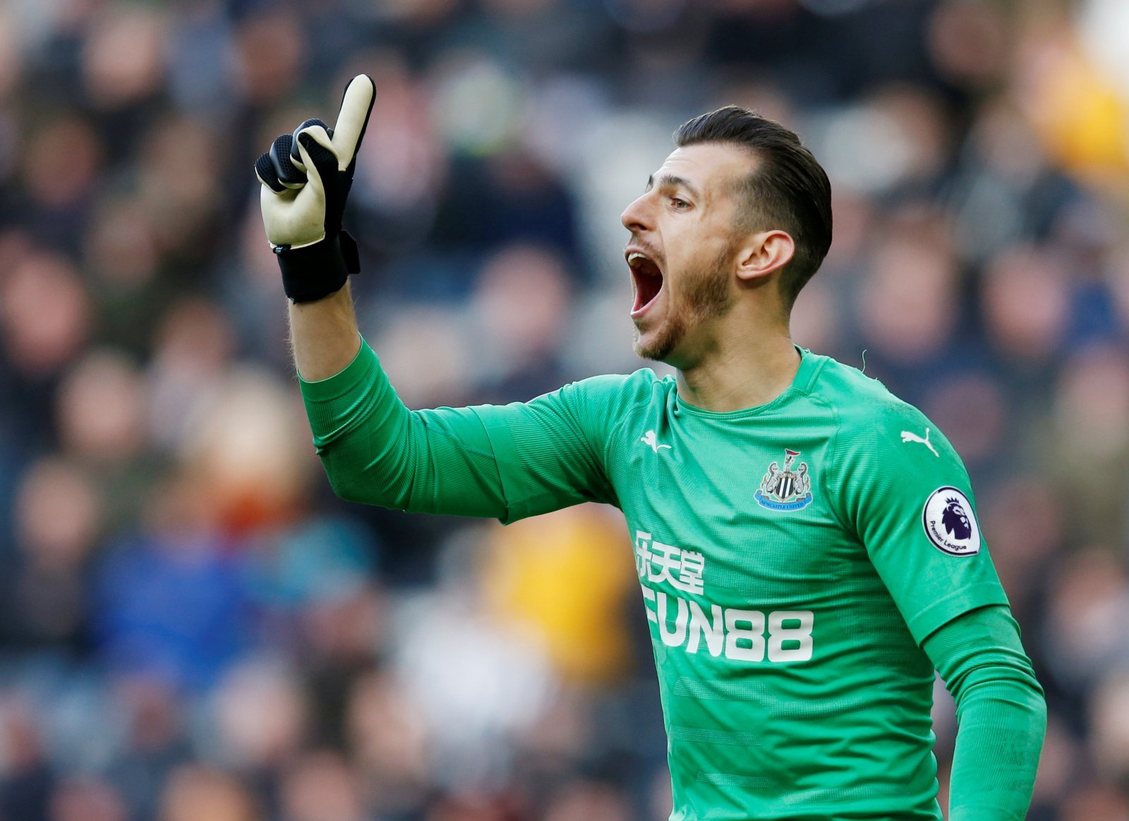 Potential consequences of Martin Dubravka leaving Newcastle