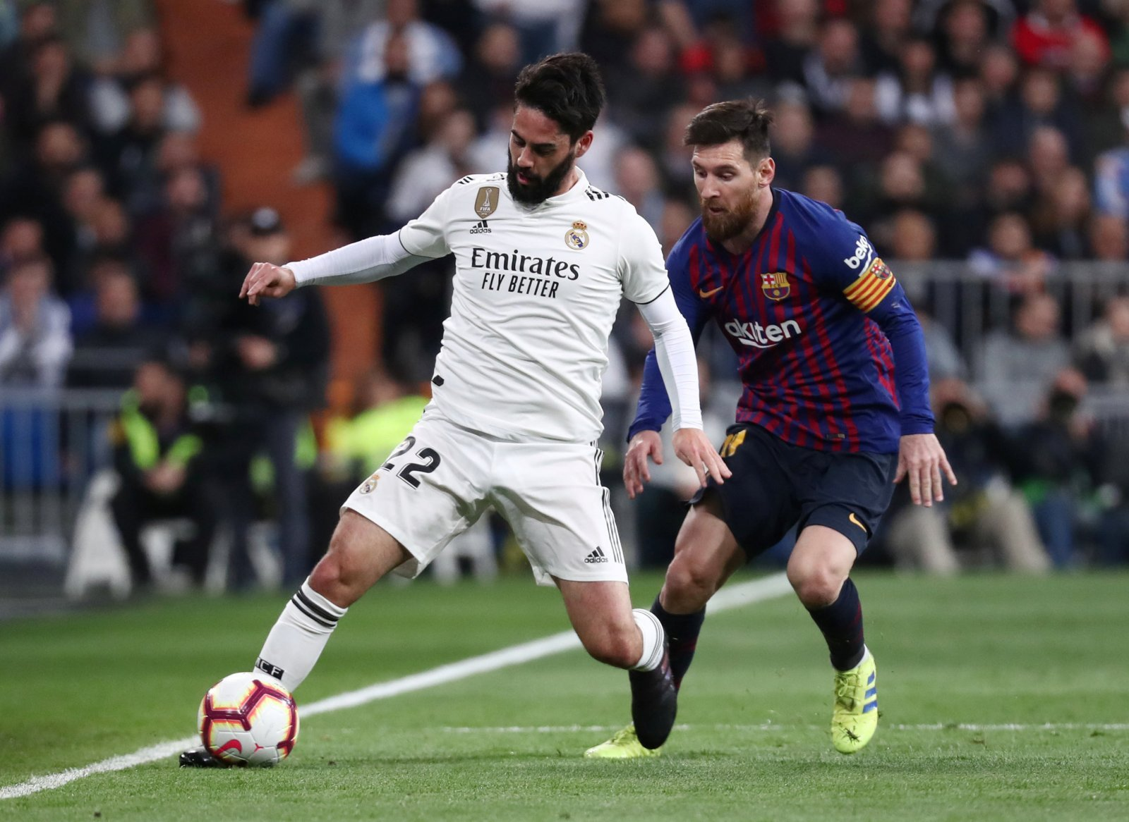 Isco would be a game-changing signing for Manchester United