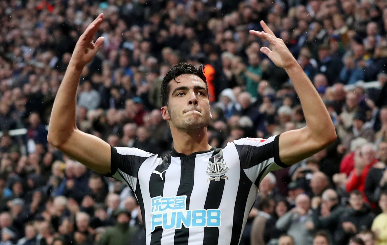 Look at him now: Mikel Merino and Newcastle United