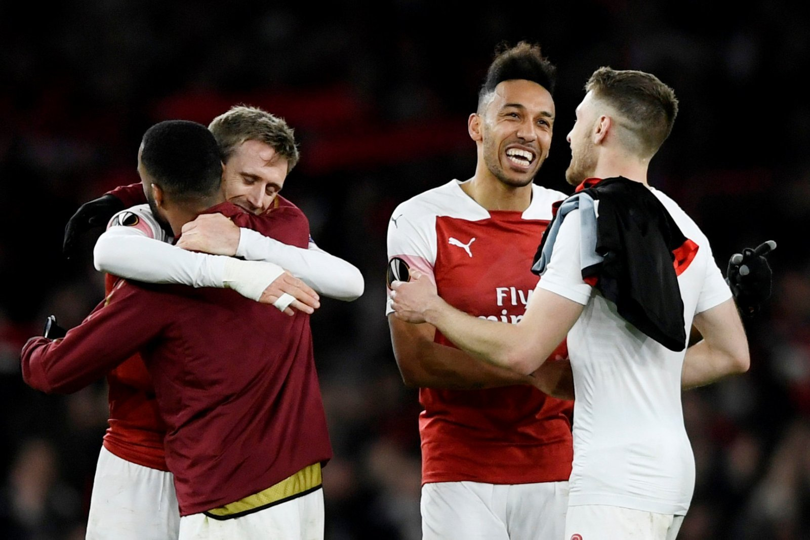 Arsenal: There's passion, but passion isn't enough