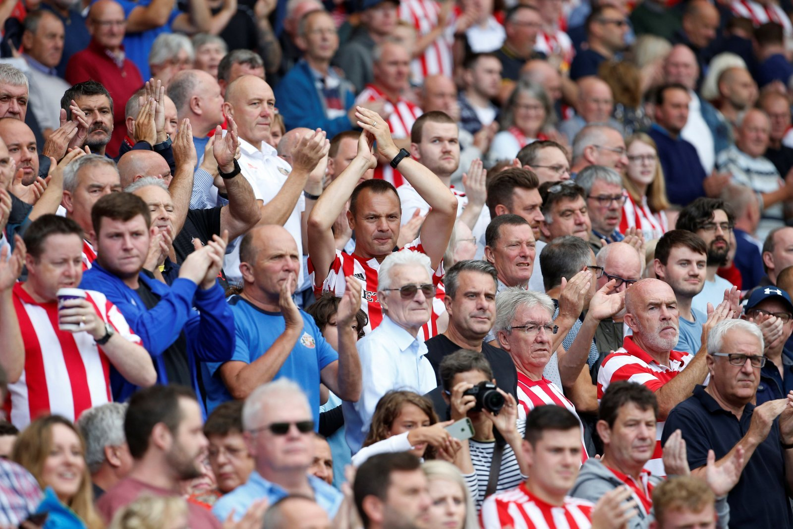 Sunderland: Latest statistics show Black Cats fans are back