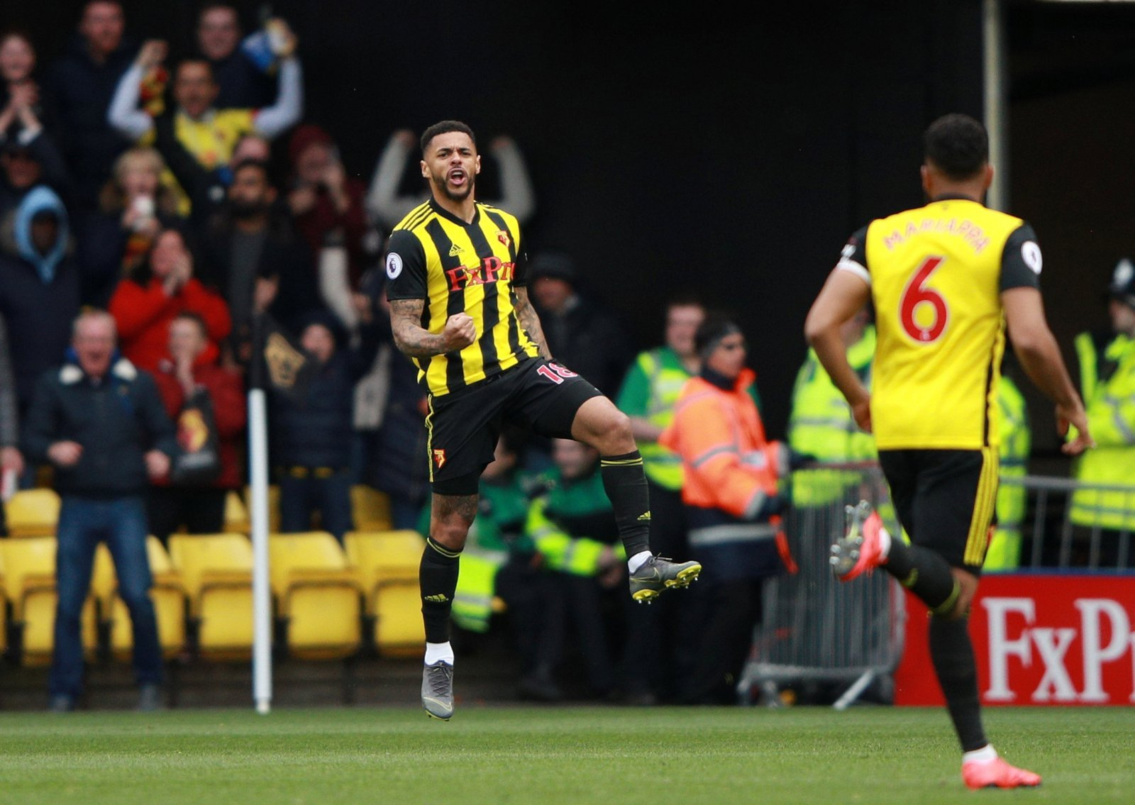 Leeds United: Contact made with Watford over Andre Gray