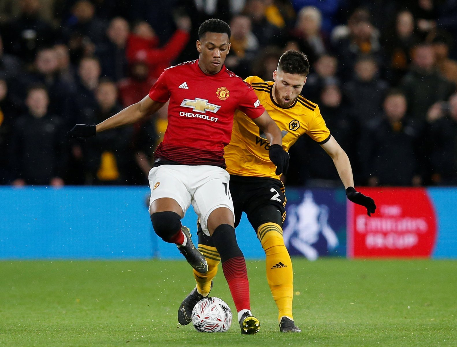 Manchester United: Anthony Martial expected to miss Saints clash