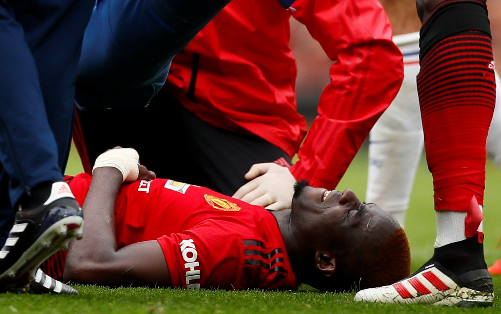 Manchester United: Eric Bailly isn't finished yet