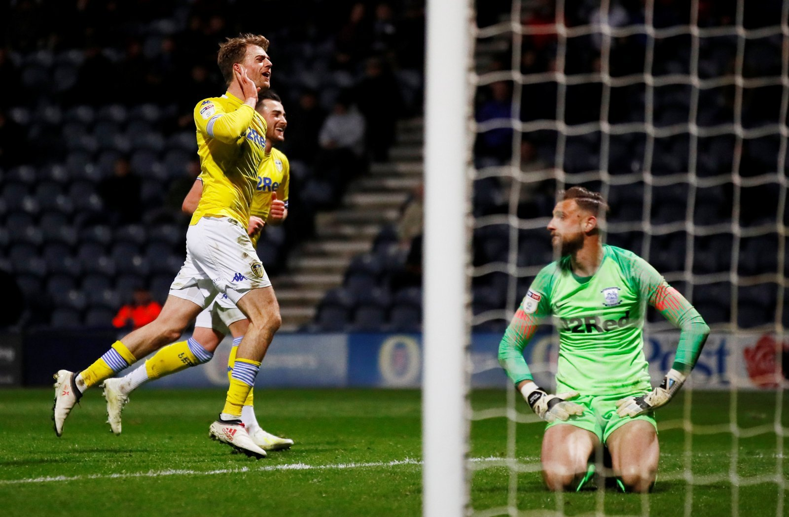 Leeds United: Whites fans react on Twitter to Patrick Bamford's performance against Preston