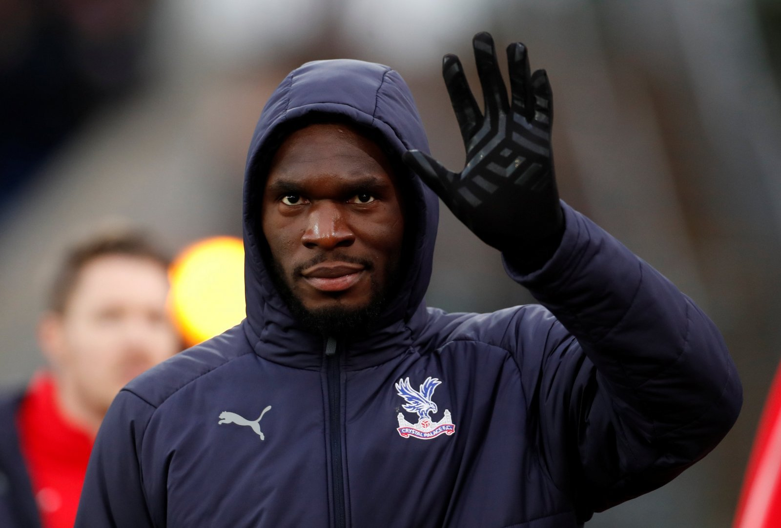 Crystal Palace: Fans respond to Christian Benteke's tweet after bagging twice