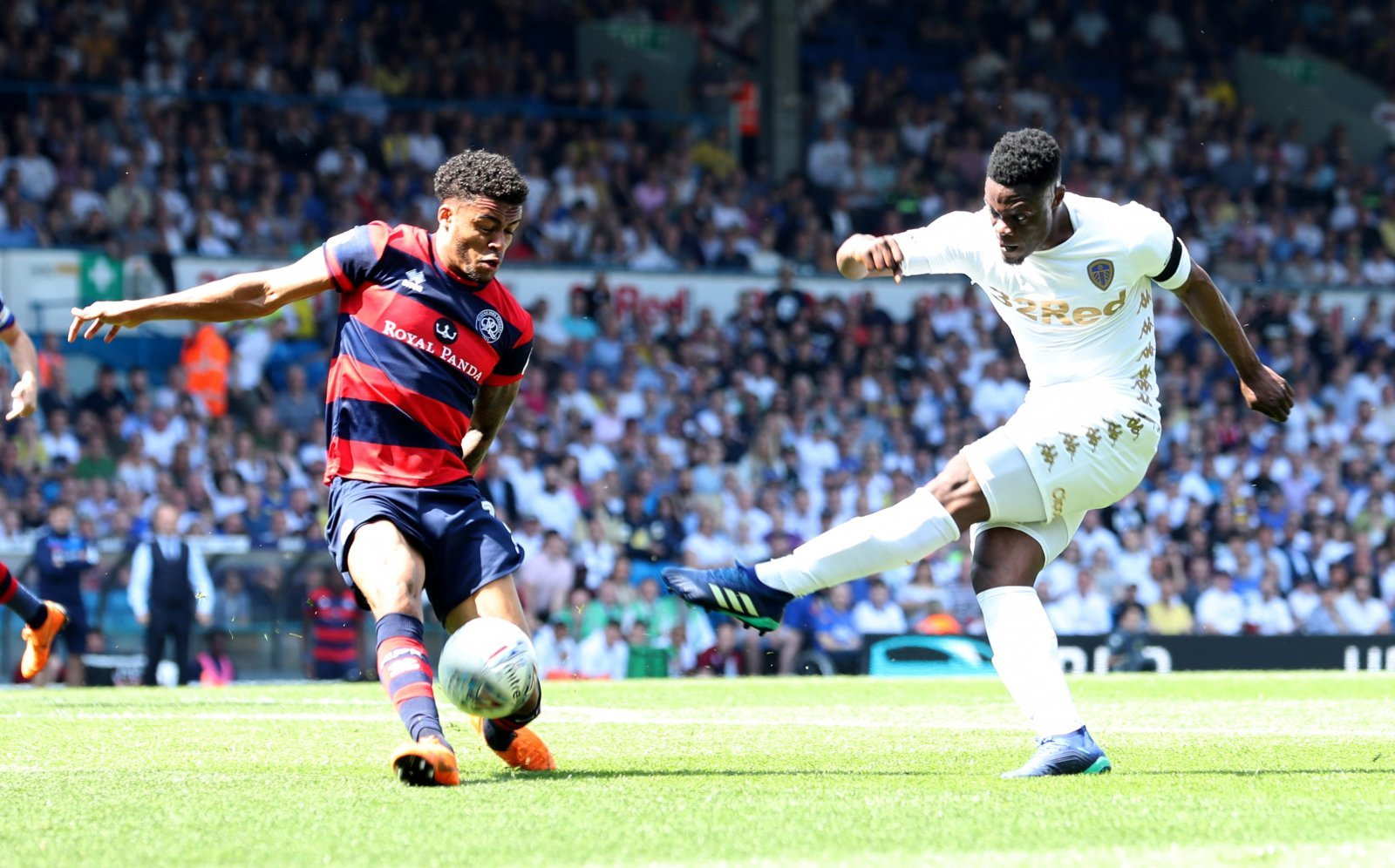 Leeds United: Fans reacted to Caleb Ekuban's hat-trick for Trabzonspor in Europa League