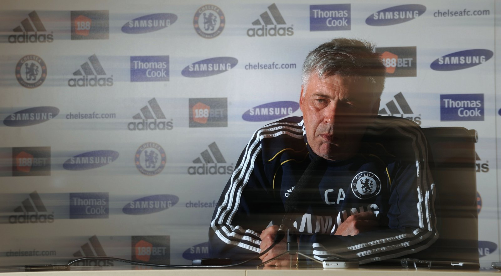 Look at him now: Carlo Ancelotti and Chelsea