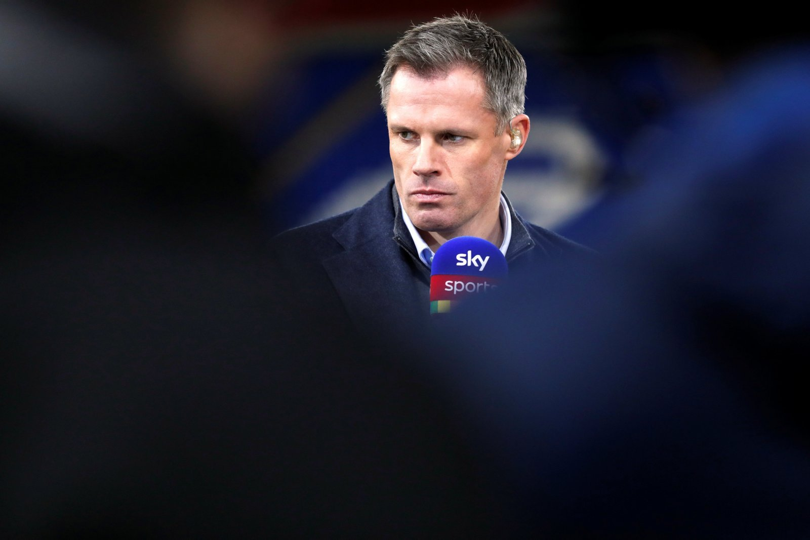 Liverpool: Fans angry with Jamie Carragher over his verdict on Napoli's penalty