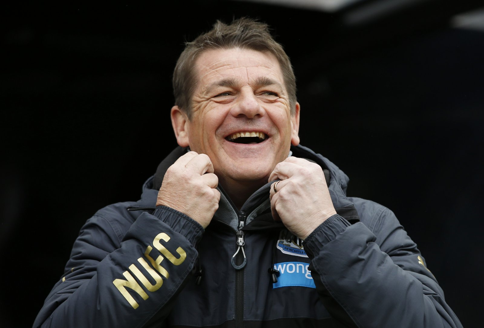 Look at him now: Newcastle United and John Carver