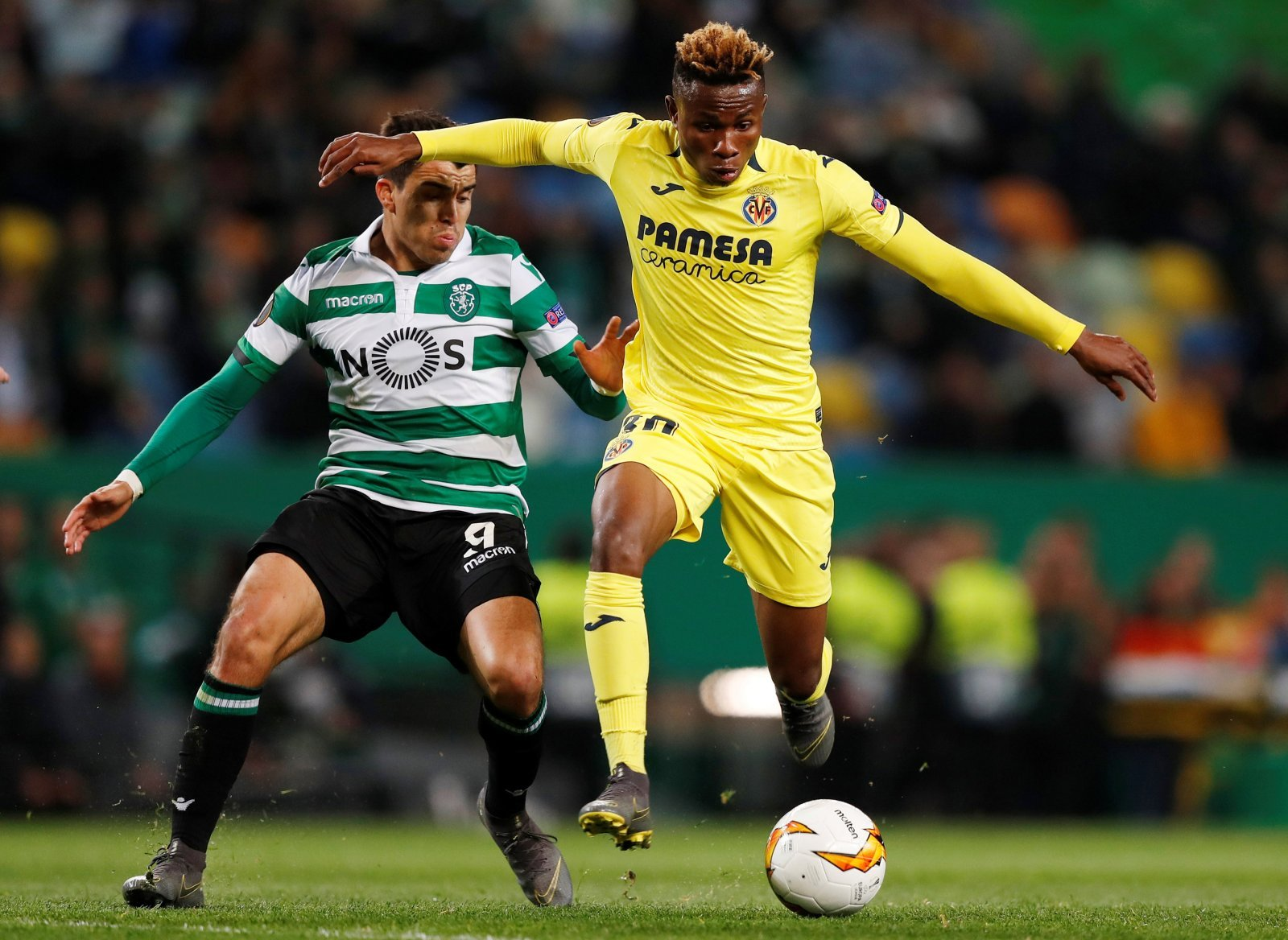 Chelsea: Fans want club to sign Samuel Chukwueze