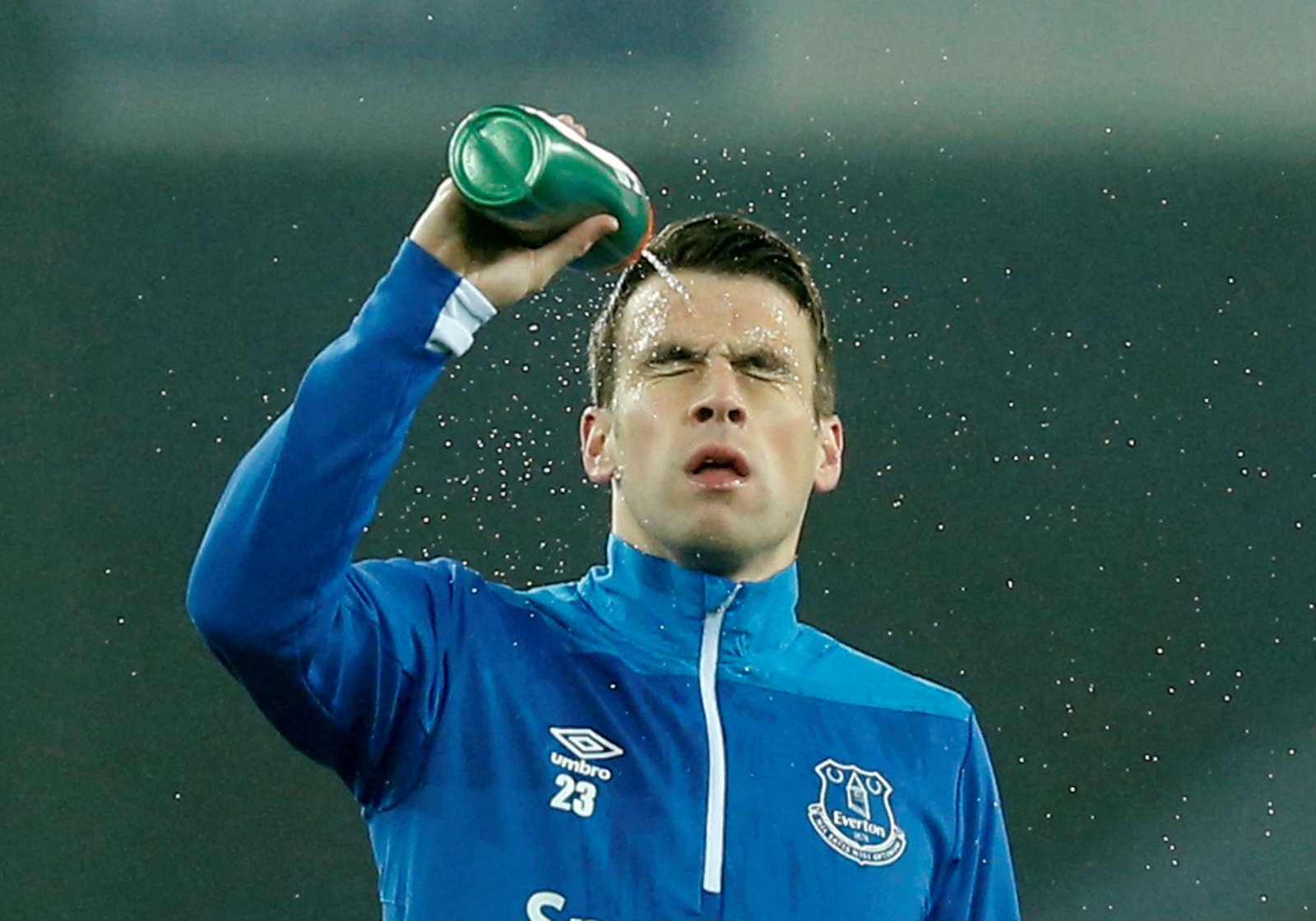 Everton: Seamus Coleman is rolling back the years