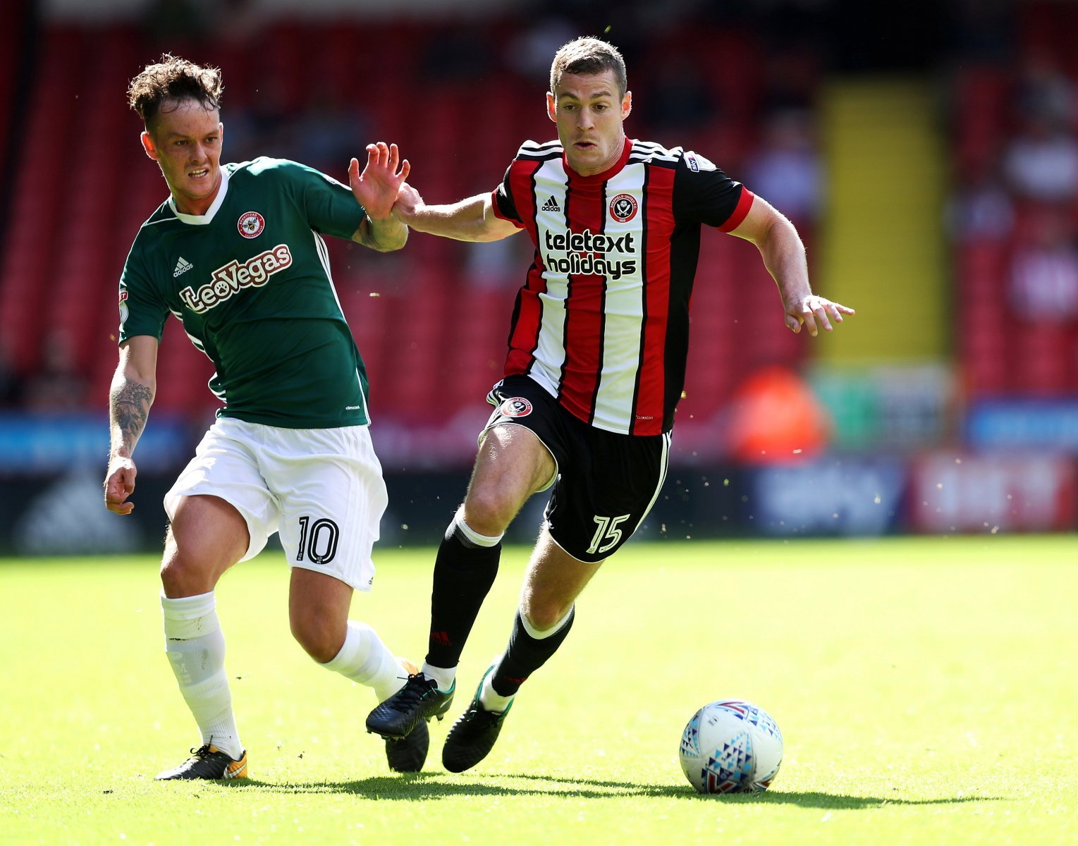 Sheffield United: Fans react to Paul Coutts' passing stat for Fleetwood Town
