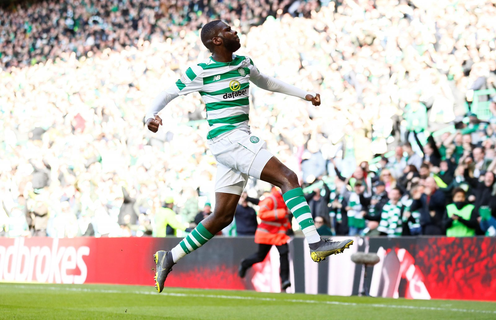 Celtic: Fans call on club to delete tweet about Odsonne Edouard