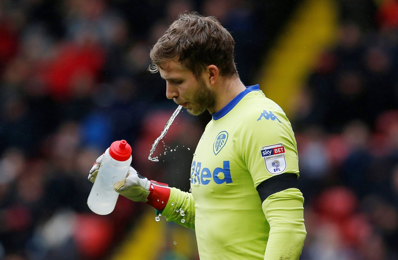 Look at him now: Felix Wiedwald and Leeds United