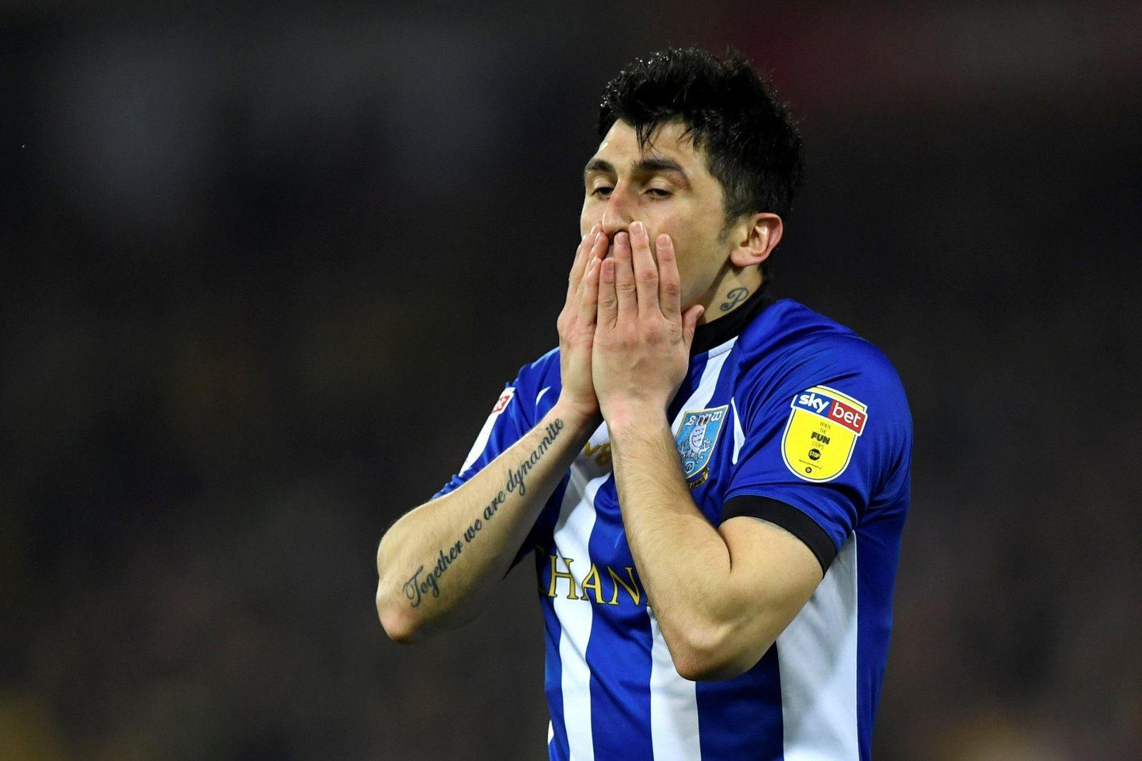 Sheffield Wednesday: Fans delighted that Fernando Forestieri suspension is over