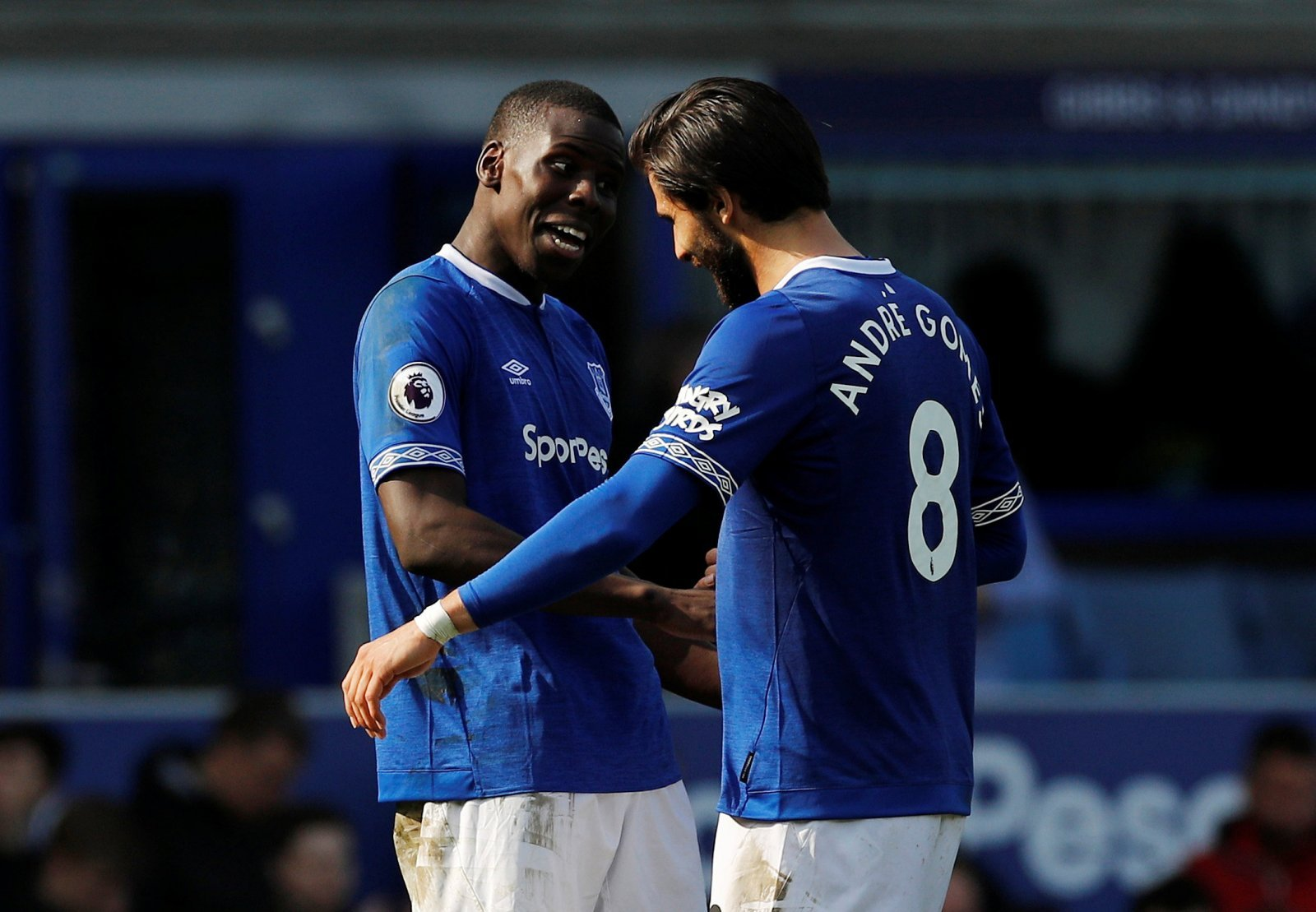 Everton: Andre Gomes would be a symbolic signing