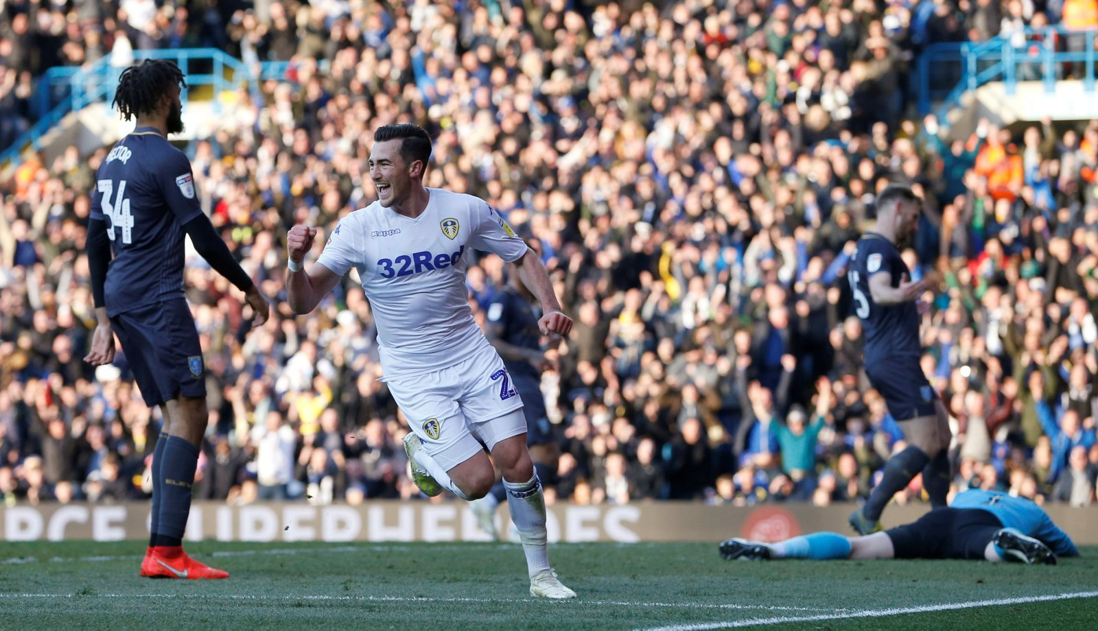 Leeds: Fans discuss Jack Harrison after EFL Team of the Week inclusion