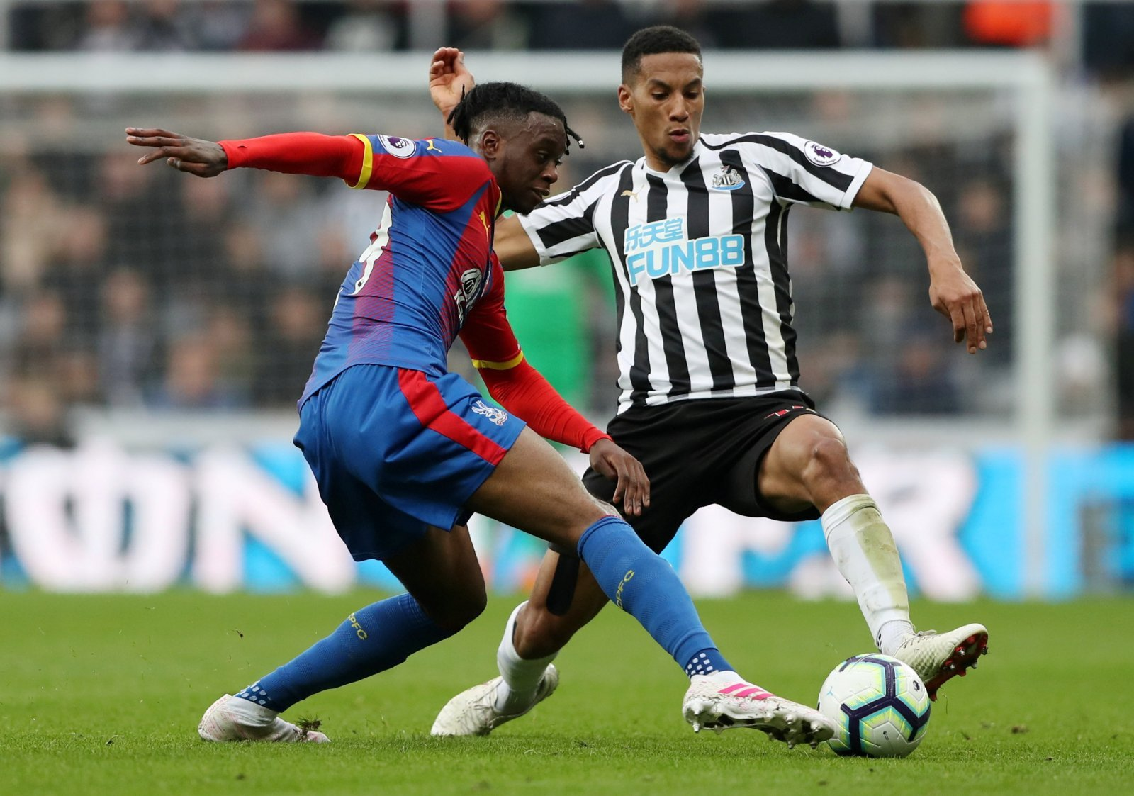 Potential consequences: Newcastle United letting Isaac Hayden leave