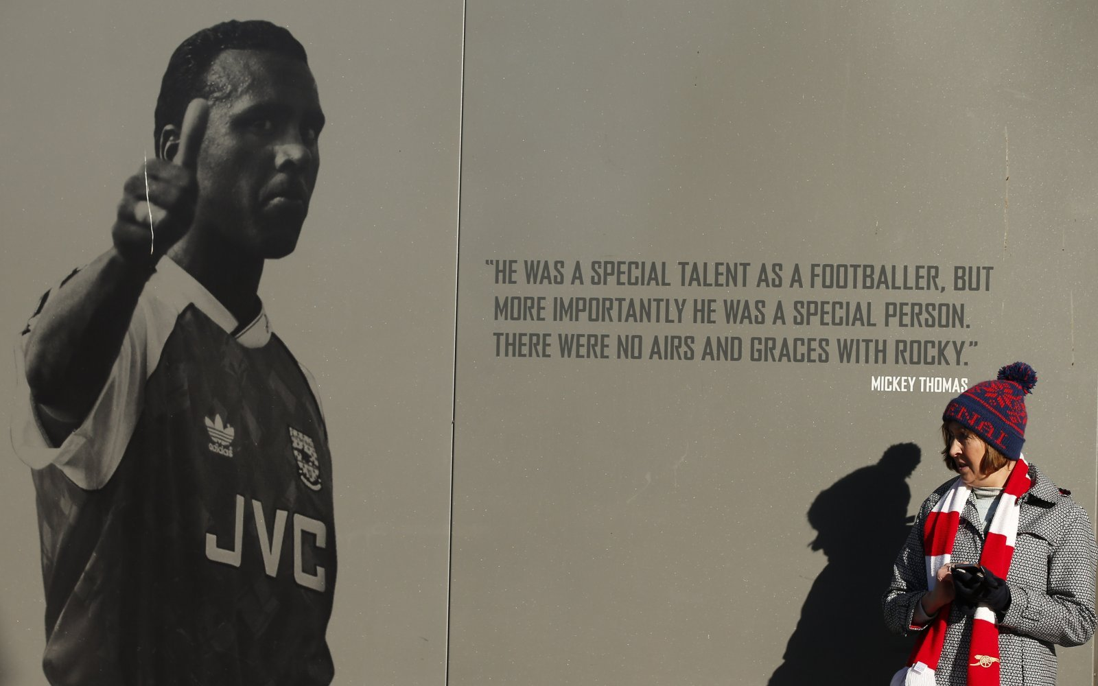 Cult heroes: David Rocastle at Arsenal