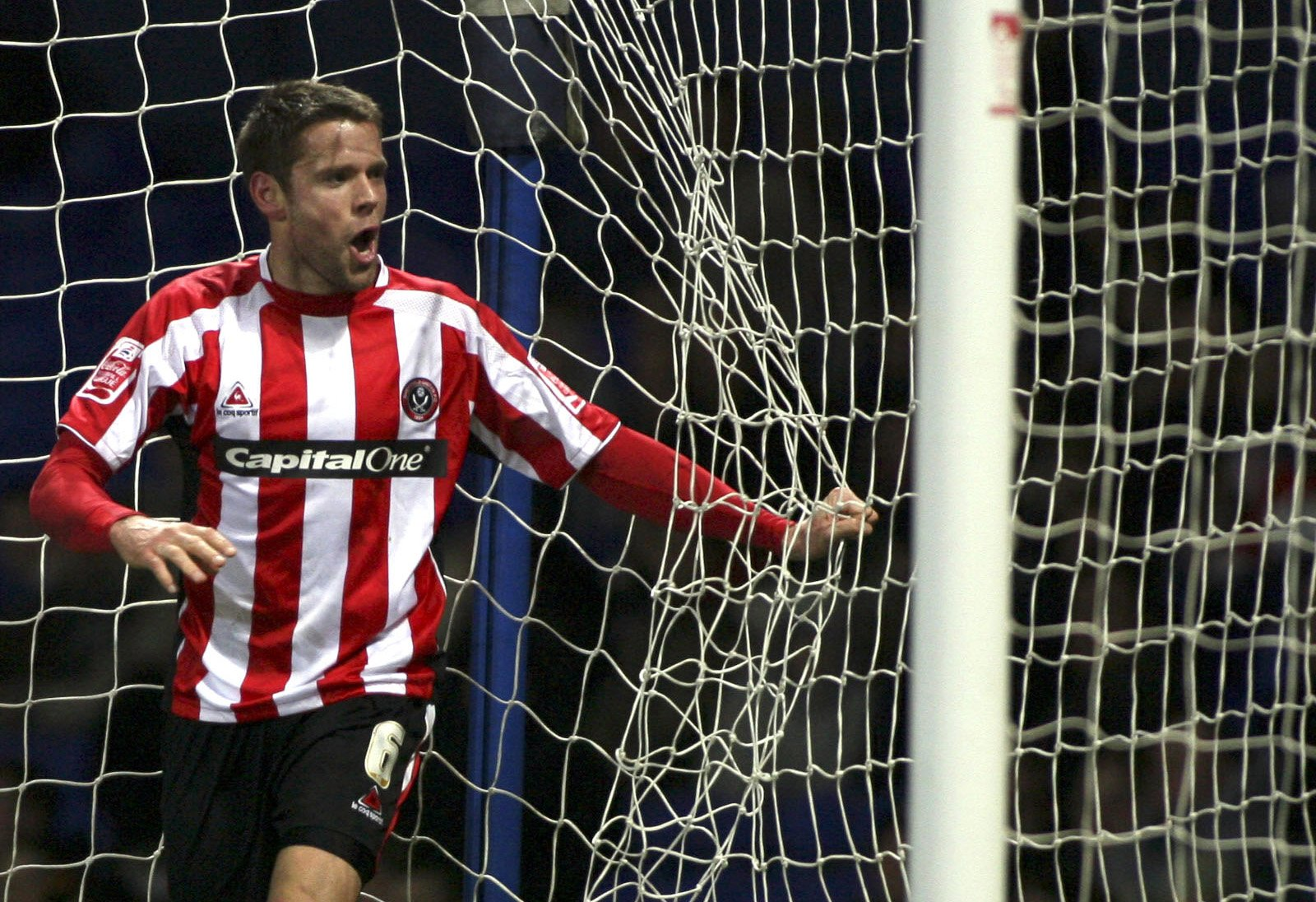 Cult Heroes: James Beattie at Sheffield United