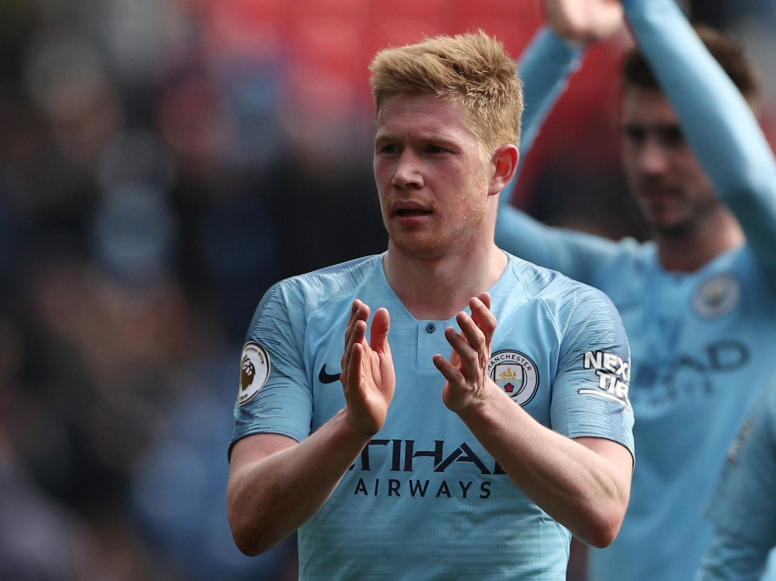 Unsung hero: Kevin de Bruyne really is back just at the right time