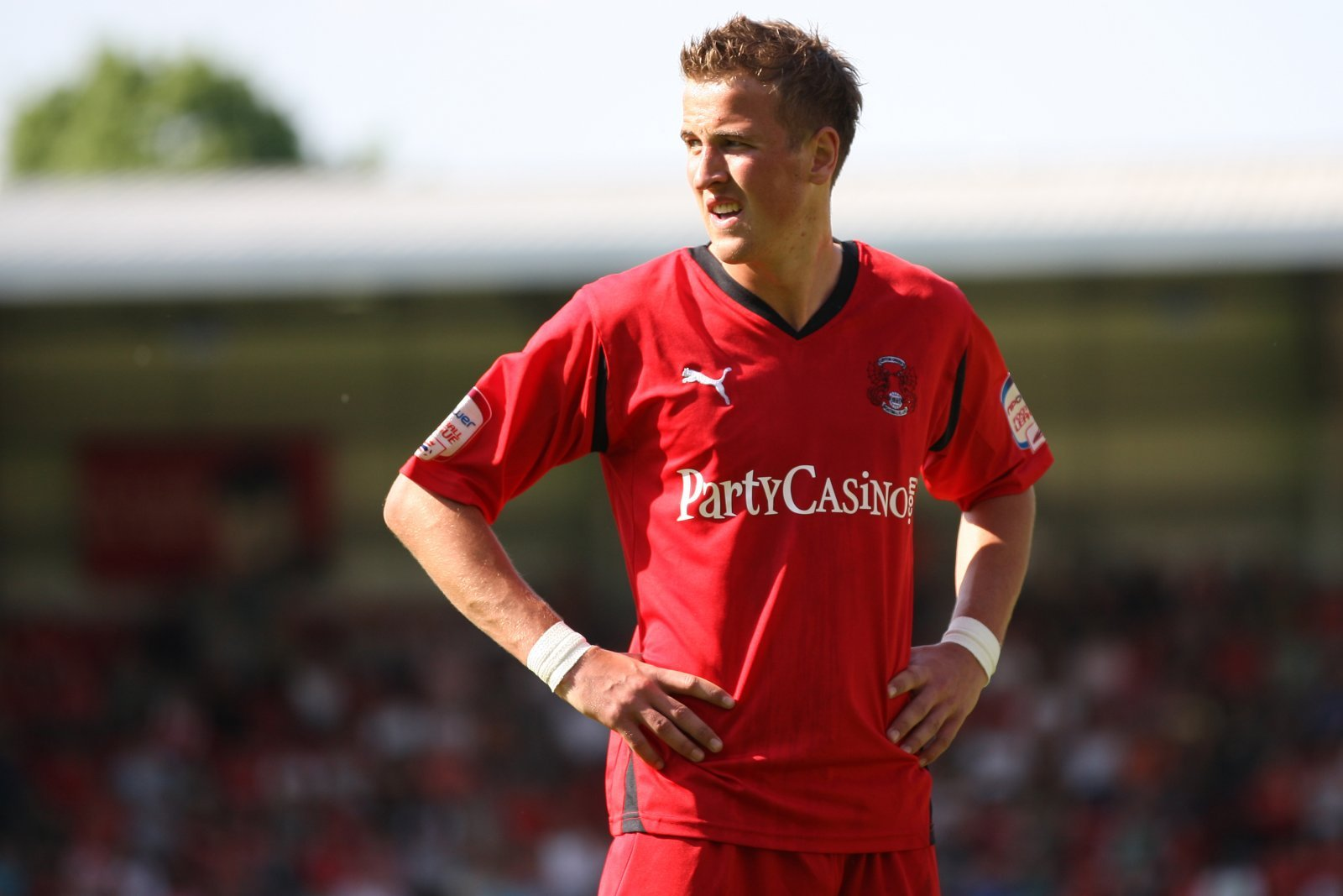 Look at him now: Harry Kane and Leyton Orient