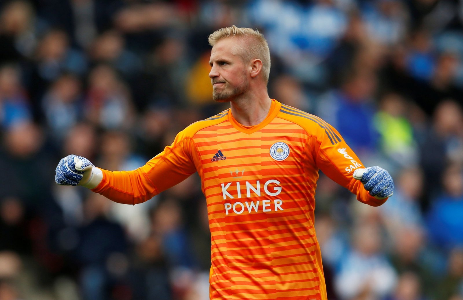 Leicester City: Fans share love for 'fine wine' Kasper Schmeichel on his birthday