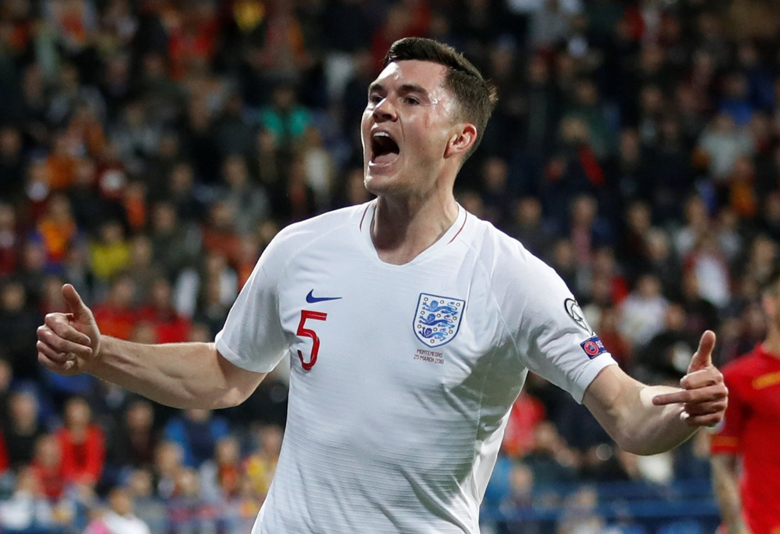 Arsenal: Michael Keane would be a major upgrade on Mustafi