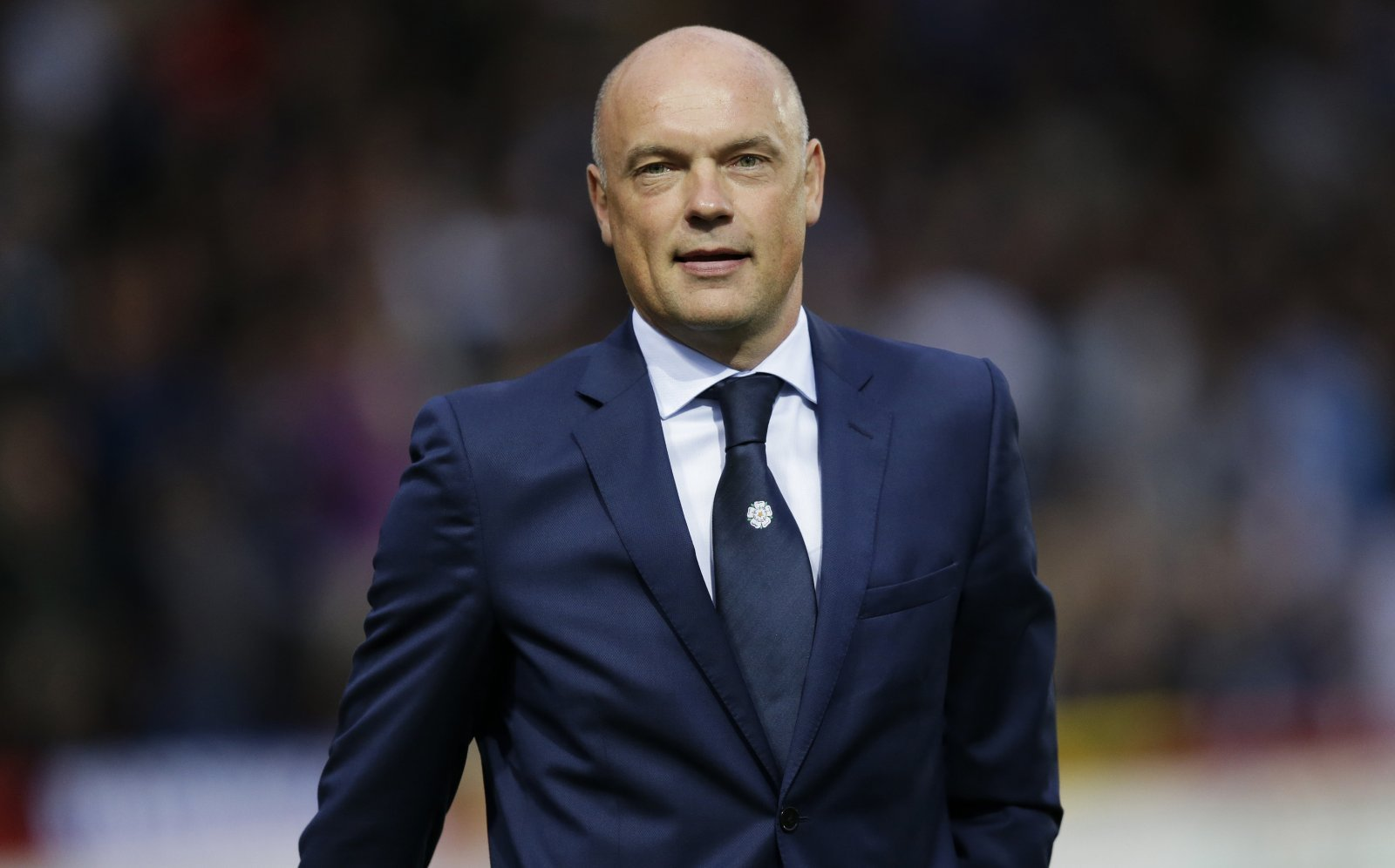 Look at him now: Uwe Rosler and Leeds United