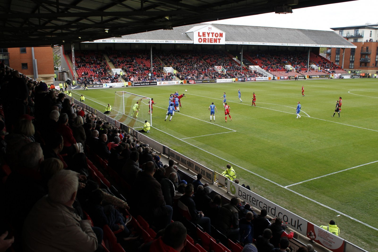 Leyton Orient: O's are cracking at the wrong time of the season