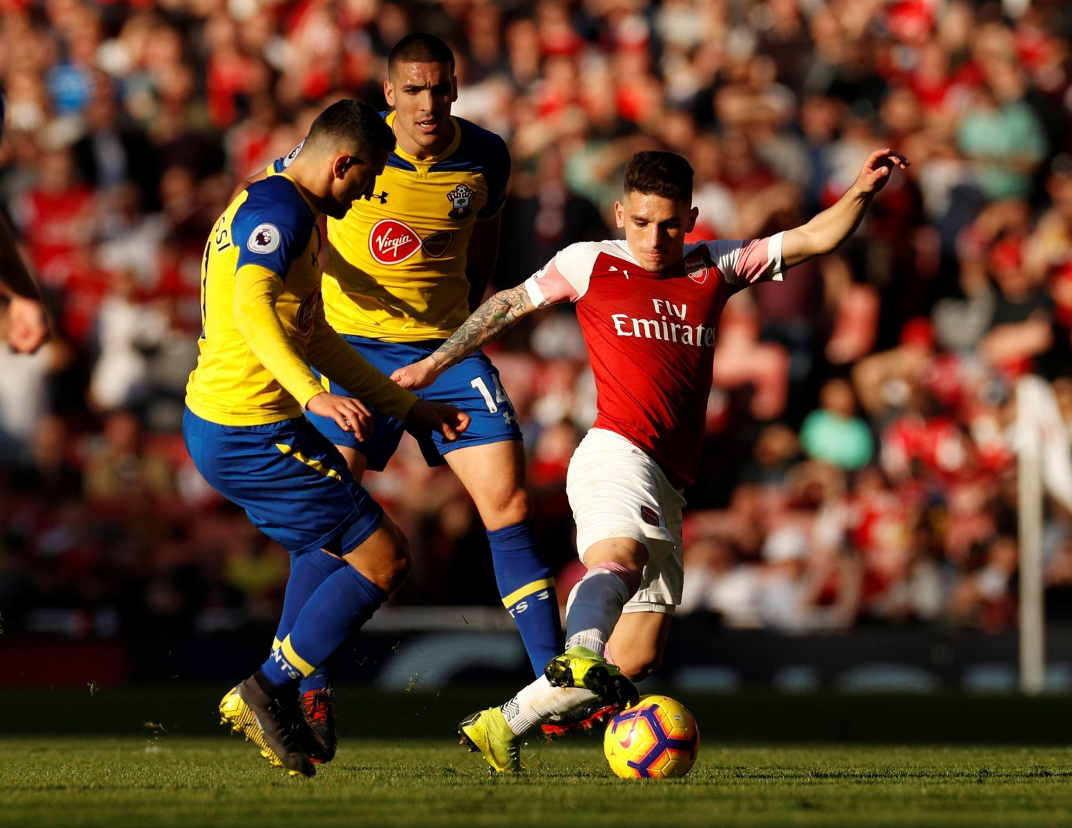 Arsenal: North London side had no intentions of selling Lucas Torreira