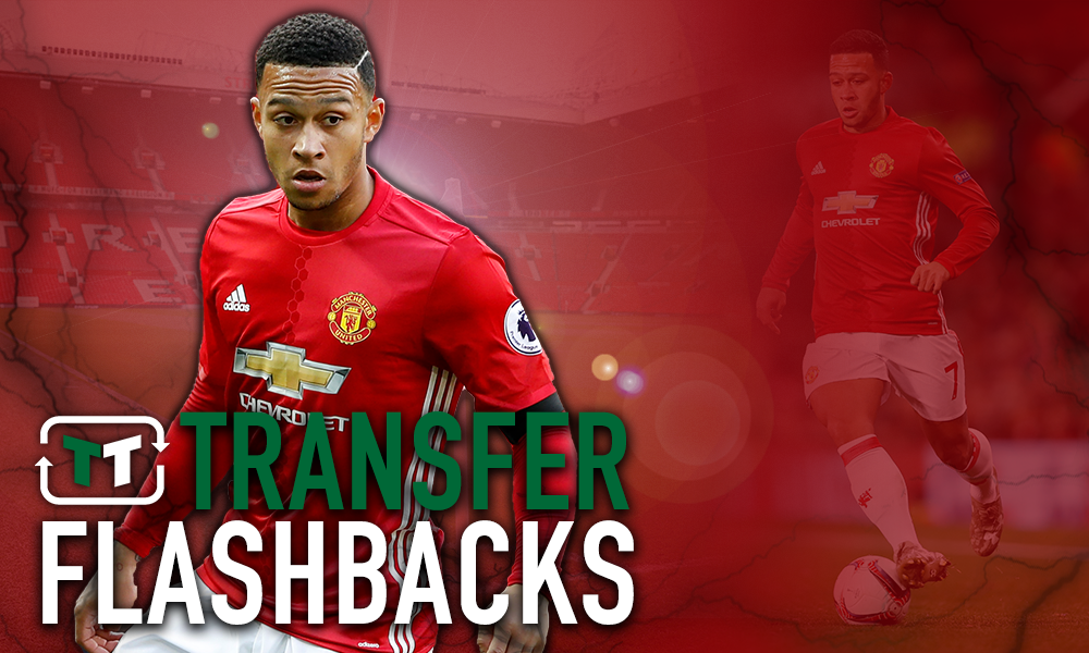 Transfer Flashback: Memphis Depay to Manchester United