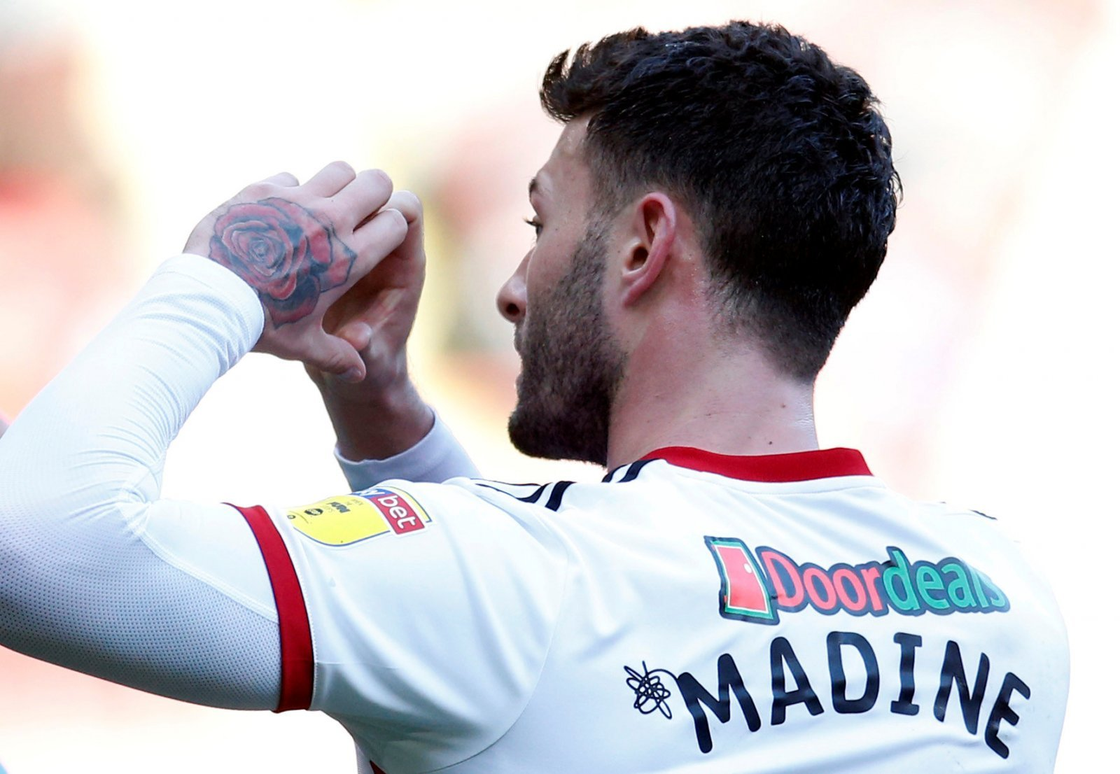 Sheffield United: Wilder must avoid signing Gary Madine in the summer