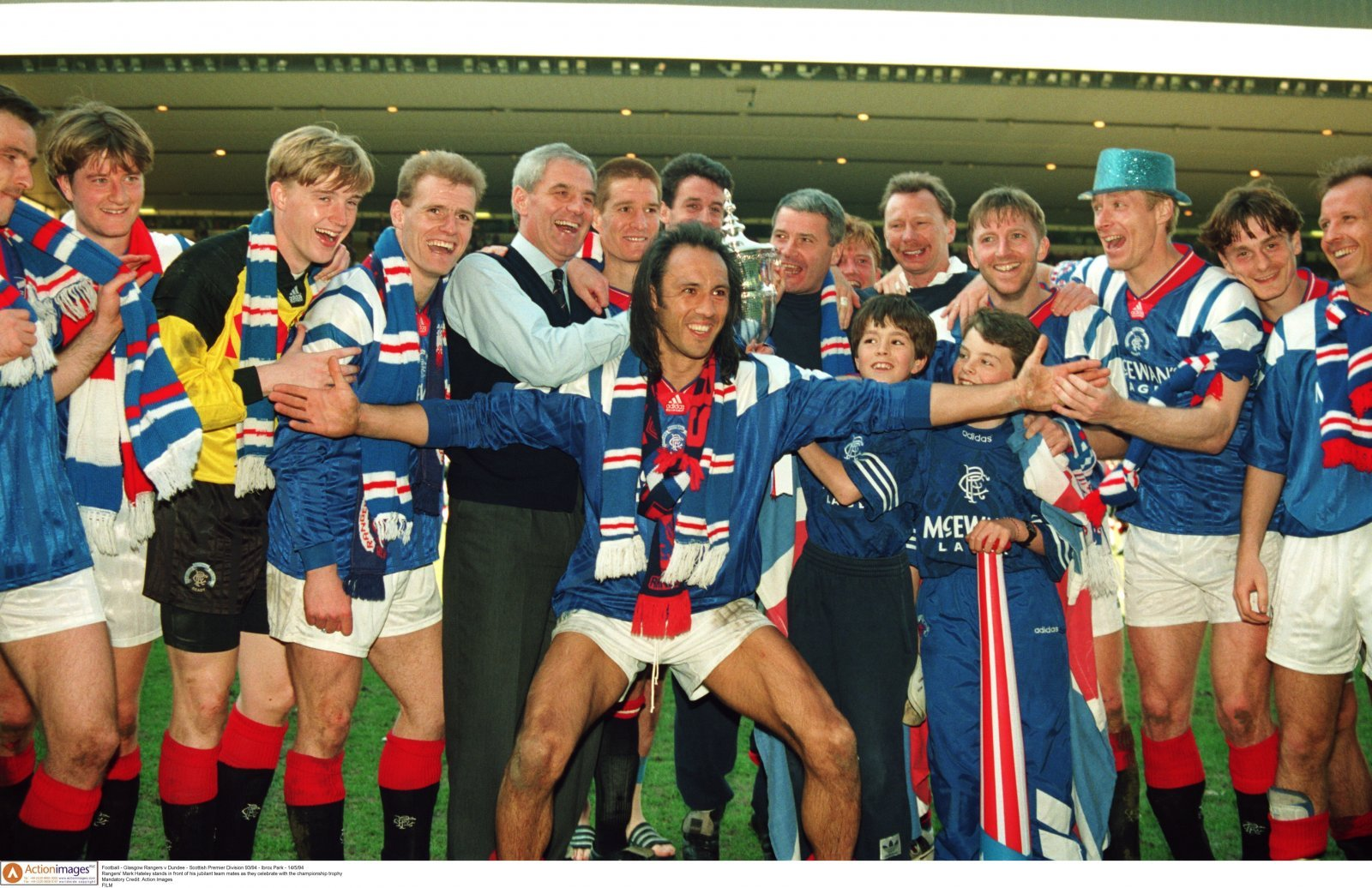 Cult Heroes: If anyone befits the cult hero status, it is Mark Hateley