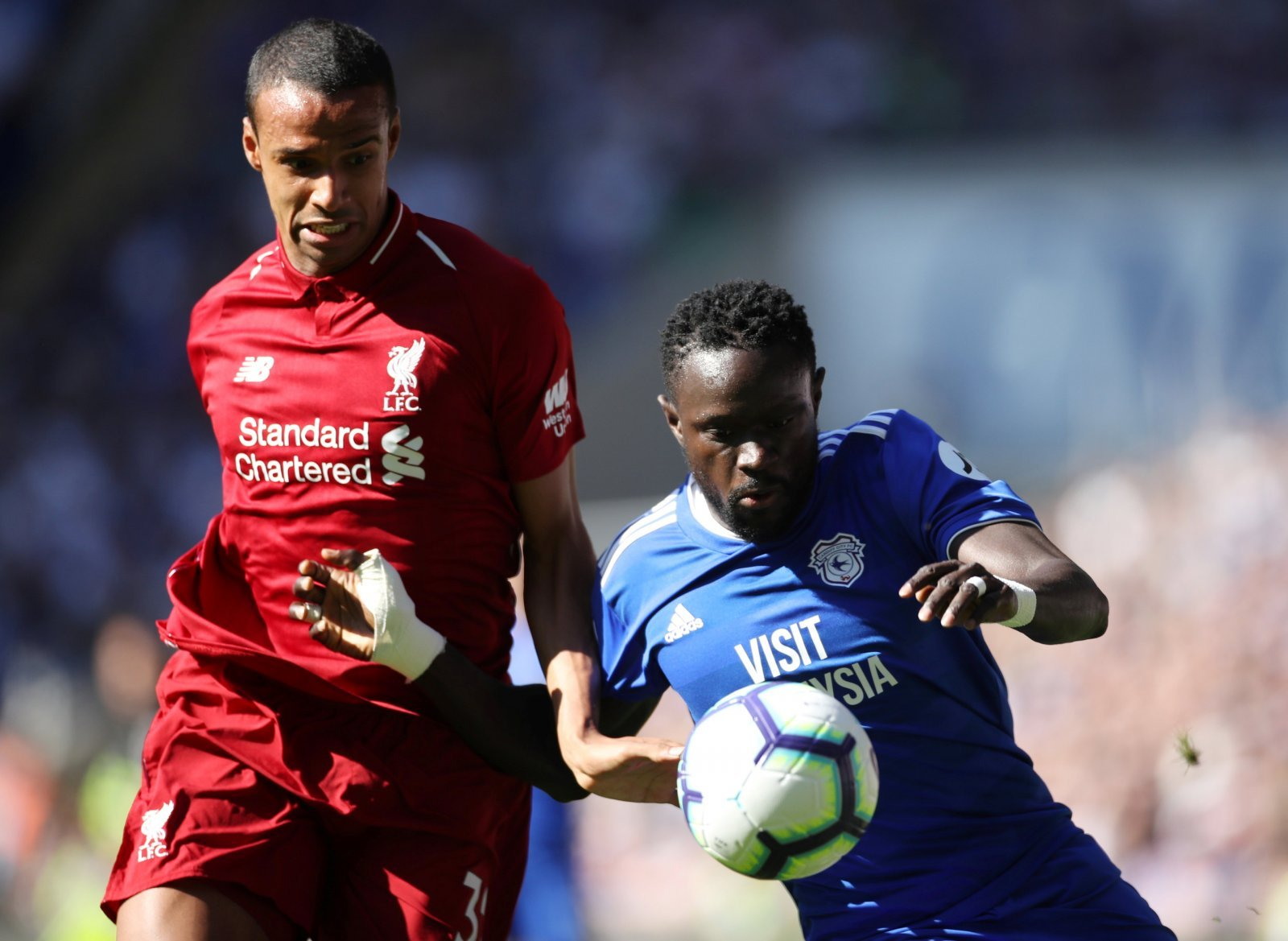 Liverpool preparing to open contract talks with Joel Matip