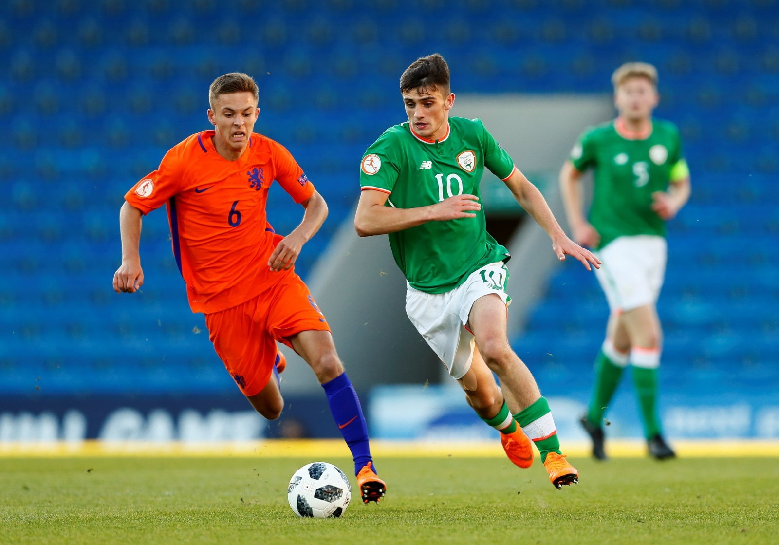 Tottenham Hotspur: Lots of supporters were pleased to see Troy Parrott handed Republic of Ireland senior team call-up