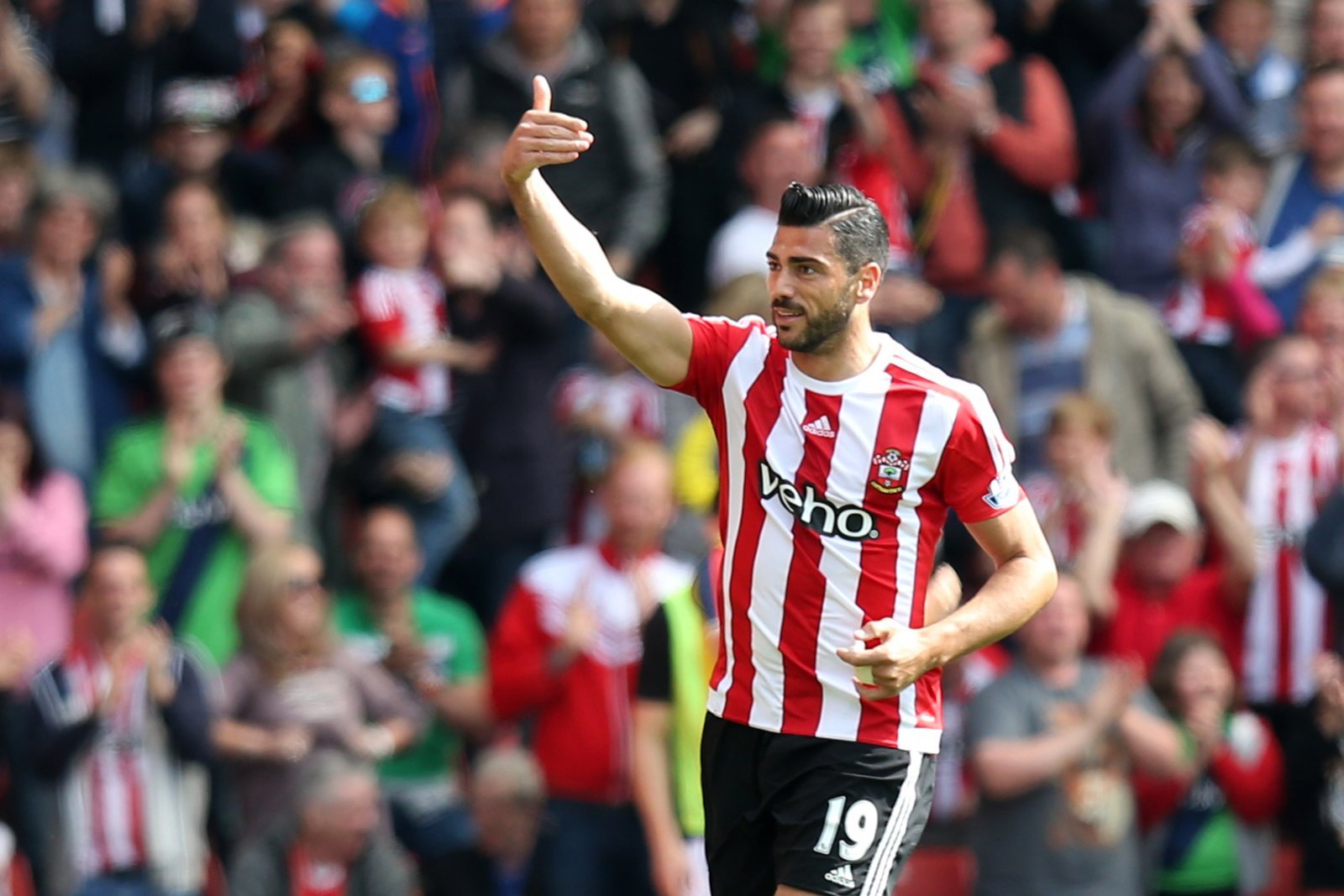 Look at him now: Graziano Pelle and Southampton