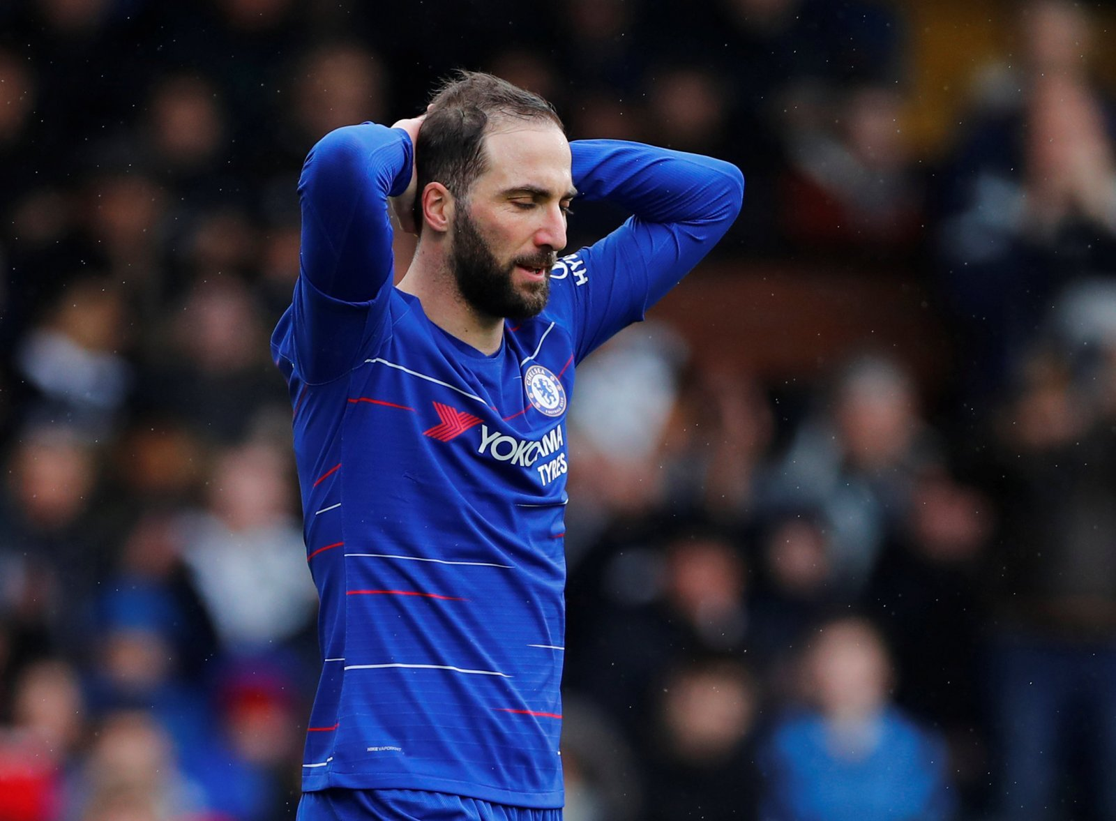 Chelsea: Gonzalo Higuain symbolic of club's flawed policies
