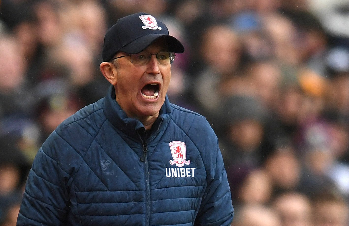 Middlesbrough: Fans hammer Tony Pulis over comments about his tenure at the club