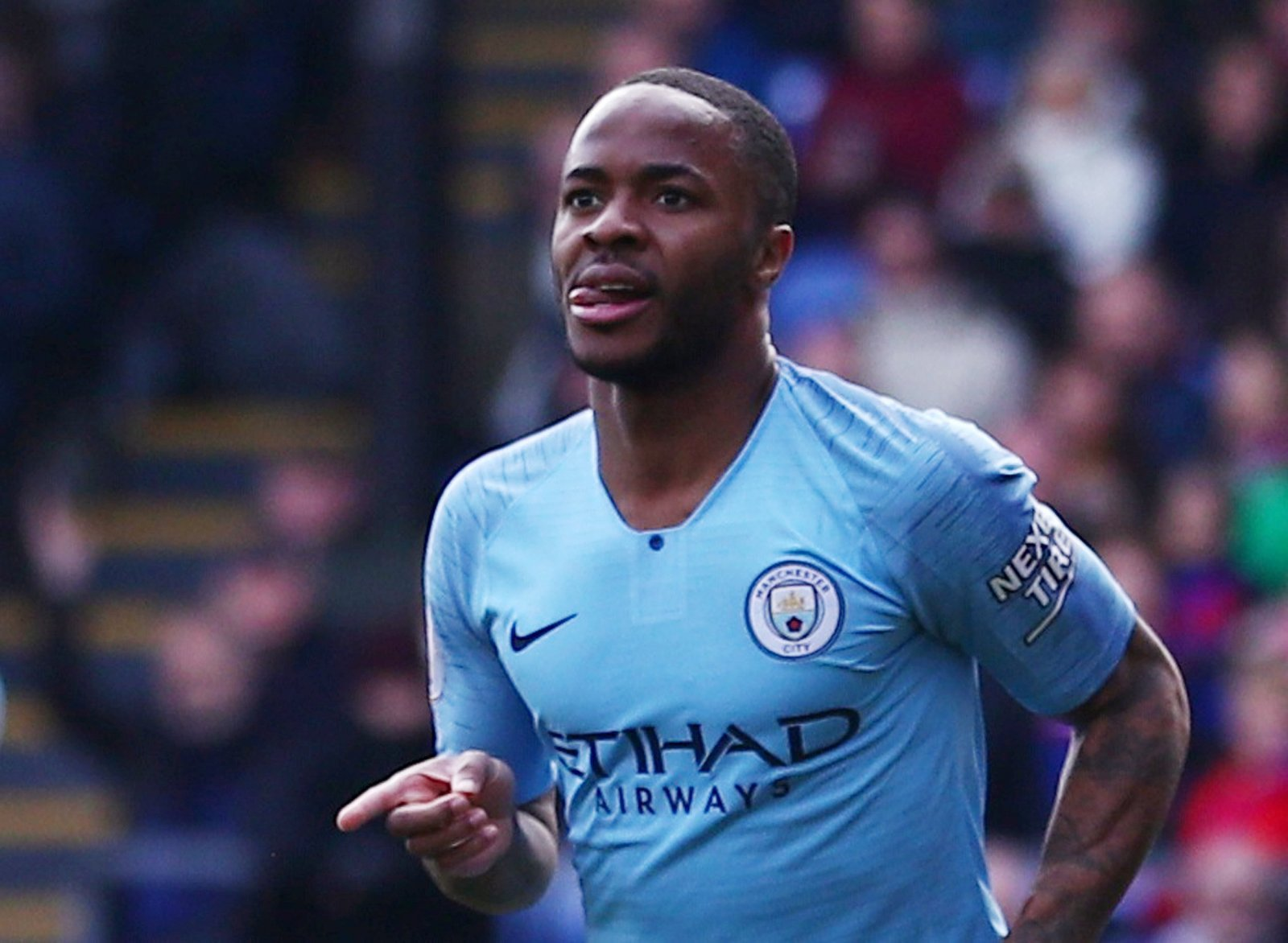 Manchester City: Fans flock to cast their Champions League vote for Raheem Sterling